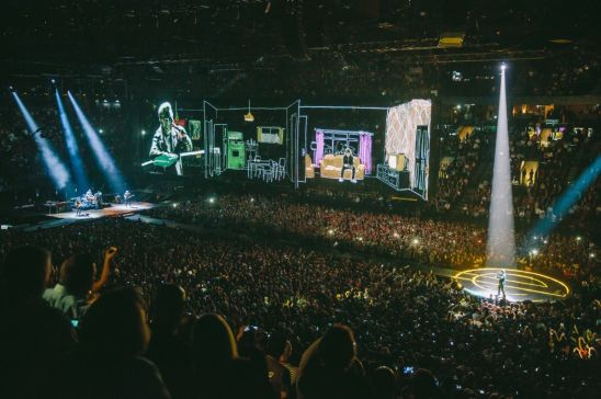 U2 Live In Paris